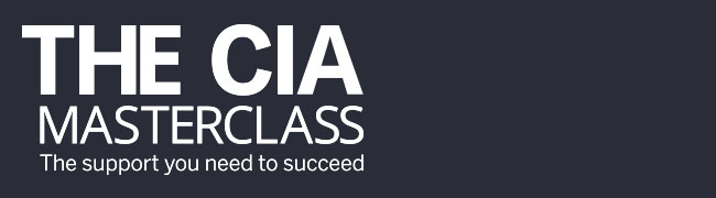 The CIA Masterclass