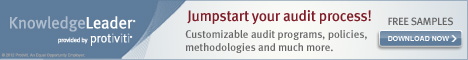 Protiviti - Jumpstart your audit process